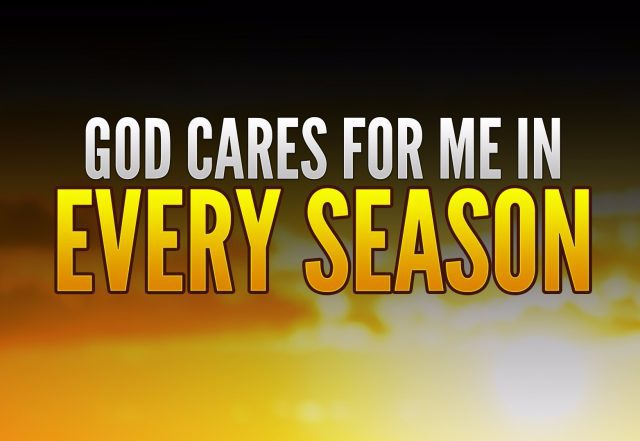 God Cares for Me in Every Season: Godly Insights for Singleness, Marriage, and Divorce – BUY NOW!
